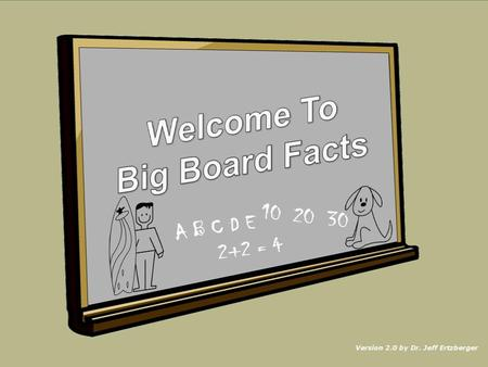 Welcome To Big Board Facts.