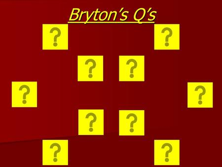 Brytons Qs Q1 Who is the Cardinals first basemen ? Who is the Cardinals first basemen ? Albert Pujols Jose Alberto Pujols Gary Bennett Travis Pastrana.