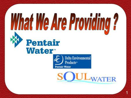 1 2 A. WhiteWater Series 1.DF Series 2.UC Series Advanced Wastewater Treatment Plant 500 – 1500 Gallons per Day.
