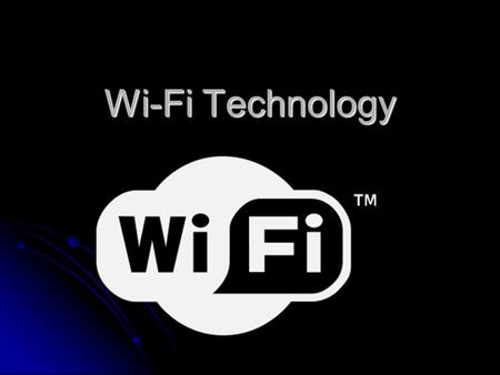 Wi-Fi Technology. Agenda Introduction Introduction Wi-Fi Technologies Wi-Fi Technologies Wi-Fi Architecture Wi-Fi Architecture Wi-Fi Network Elements.