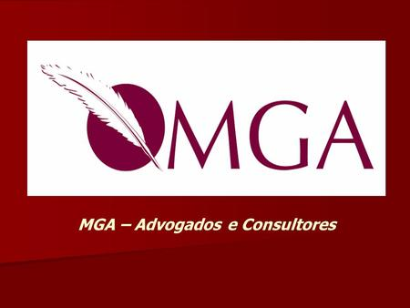MGA – Advogados e Consultores. Challenges of the new Regulation of the Right of Periodical Habitation under the Land Law and the Investment Law Jorge.