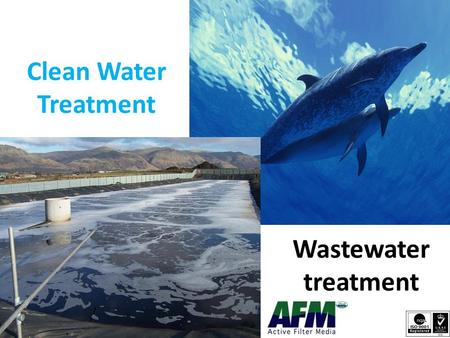 Clean Water Treatment Wastewater treatment.