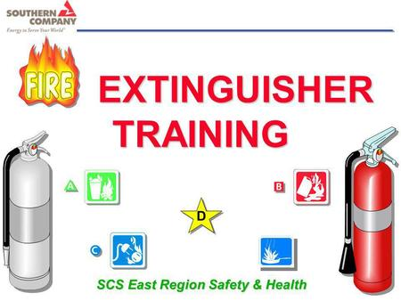 SCS East Region Safety & Health