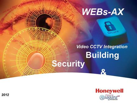 WEBs-AX Building Security & Automation