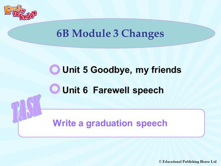 Write a graduation speech