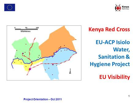 EU-ACP Isiolo Water, Sanitation & Hygiene Project