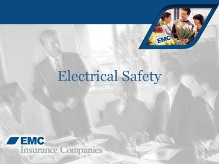 Electrical Safety. OSHA – General Industry Electrical 29 CFR 1910 Subpart S.