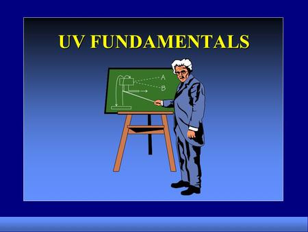 UV FUNDAMENTALS. F Ultraviolet is… u A Type of Electromagnetic Energy u Found Between X-Rays and Visible Light u Wavelength Range: 5 nm to 400 nm Rays.