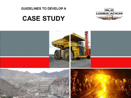 1 GUIDELINES TO DEVELOP A CASE STUDY. 2 CASE STUDIES OBJECTIVE This stage is one of the most important ones inside the process of negotiation and penetration.