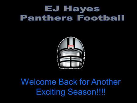 Welcome Back for Another Exciting Season!!!!. Coaching Staff Head Coach- Jeremy Dulaney (8 th Grade) Asst. Coaches- –Alex Butler – –Willie Jones – –Nick.