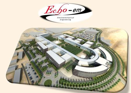 Echo for Electromechanical Engineering was established in1992 as a Consulting Engineering office in Amman - Jordan. BACKGROUND ECHO is an established.
