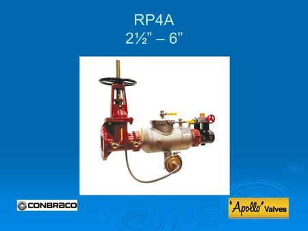 RP4A 2½ – 6. Modification Overview Production of the RP4A series began in 2008. Production of the RP4A series began in 2008. A Lead free version (4ALF)