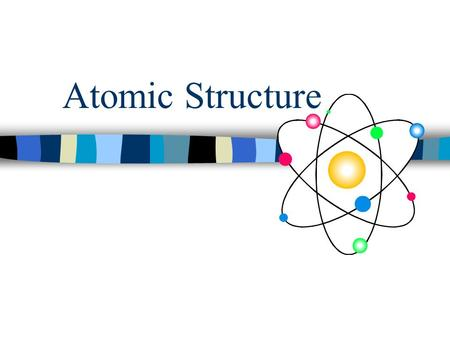 Atomic Structure What are atoms?? The structure of an atom n Matter has mass and takes up space n Atoms are basic building blocks of matter, and cannot.
