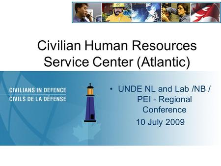 Civilian Human Resources Service Center (Atlantic)