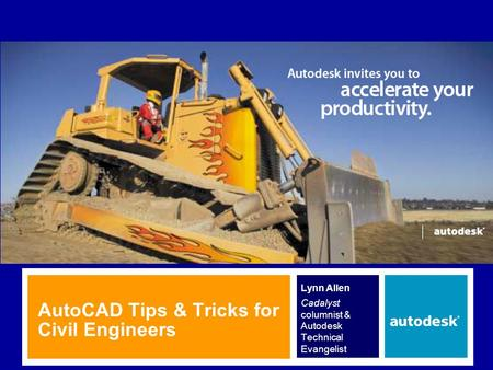 AutoCAD Tips & Tricks for Civil Engineers