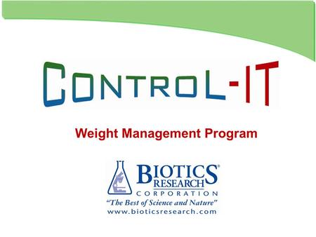 Weight Management Program. About 108 million adults in the United States are overweight or obese. Obesity or being overweight substantially increases.