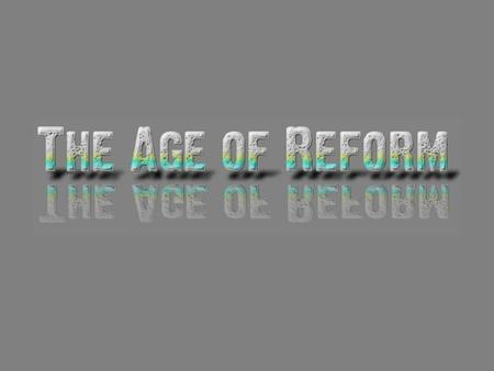 What is a progressive? Progressive Era not confined to a definitive set of years Progressives consisted of several groups with different objectives Reformers.