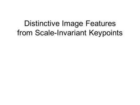 Distinctive Image Features from Scale-Invariant Keypoints.