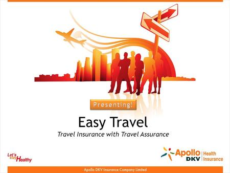 Easy Travel Travel Insurance with Travel Assurance.