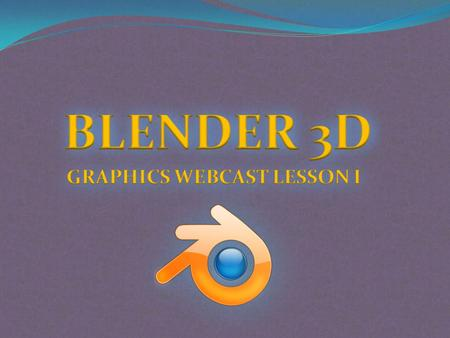 Where to get Blender for Free!  Download from Blender.org and run the installer.