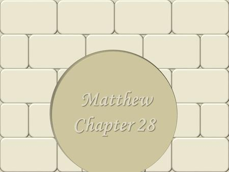 He Is Not Here For He Has Risen Matthew Chapter 28.