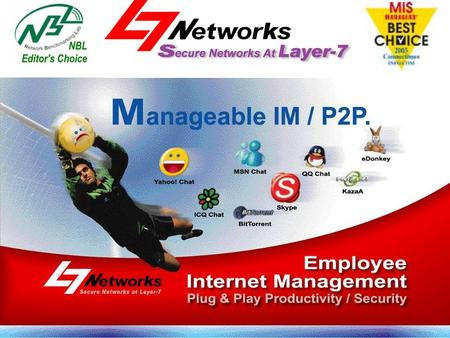 InstantScan Content Manager L7 Networks L7 Networks Inc.