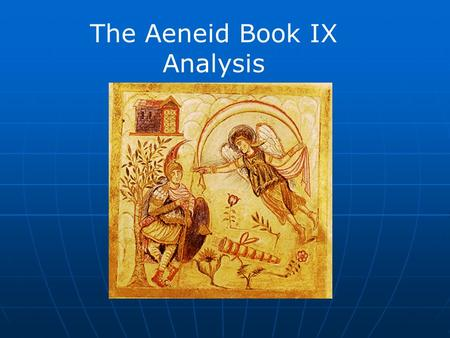 a summary of the aeneid by virgil The aeneid virgil (70 bc-19 bc) is regarded as the greatest roman poet, known for his epic, the aeneid (written about 29 bc unfinished) virgil was born on october 15, 70 bc, in a small village near mantua in northern italy.