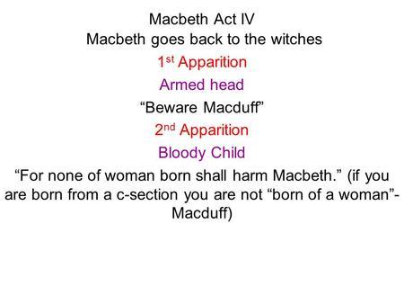 appearance vs reality macbeth essay