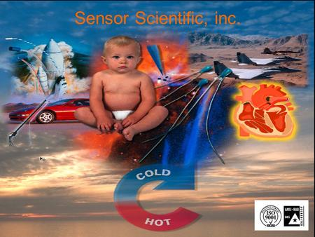 Sensor Scientific, inc.. Sensor Scientific, Inc. Temperature Sensing Solutions Sensor Scientific, inc.