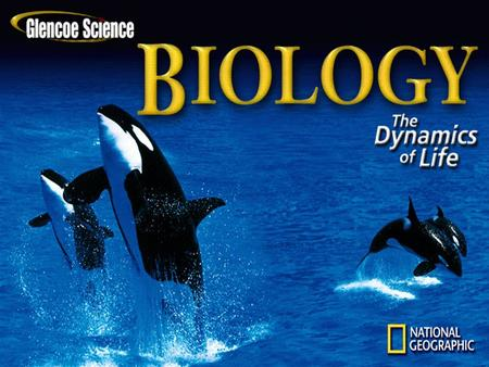 Table of Contents – pages iv-v Unit 1: What is Biology? Unit 2: EcologyEcology Unit 3: The Life of a Cell Unit 4: Genetics Unit 5: Change Through Time.
