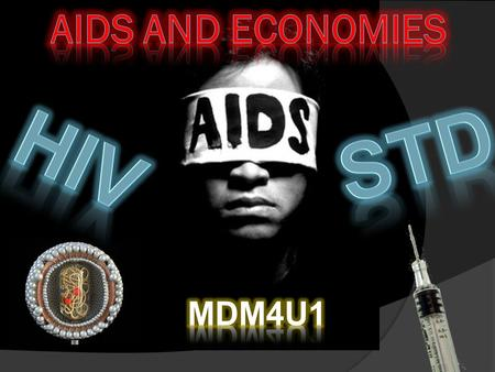 AIDS is caused by a virus called HIV, the Human Immunodeficiency Virus. There is no cure for AIDS. There are drugs that can slow down the HIV virus, and.