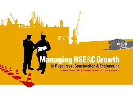 HSEC - a Profession in demand Ben Wilson BMgmt (Emp Rel), Dip. FM Chris Ginever Grad. Dip. OHSM Wilson People Management.