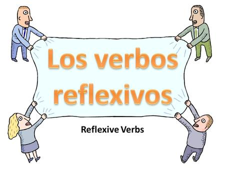 Reflexive Verbs. When you use reflexive verbs, the subject does the action and also receives it. Example of a Reflexive action: I brush my teeth. This.