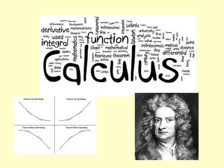 The Fundamental Theorem of Calculus Calculus was developed by the work of several mathematicians from the 17th to 18th century Newton and Leibniz (Gottfried)