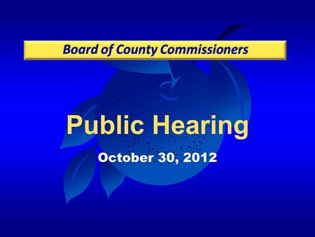 Public Hearing October 30, 2012. Case:PSP-12-06-117 Project:Northeast Resort Parcel (aka NERP PD) Planned Development/Phase 2 Preliminary Subdivision.