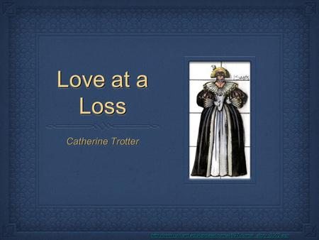 Love at a Loss Catherine Trotter