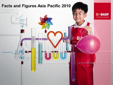 Facts and Figures Asia Pacific 2010. BASF worldwide sites.