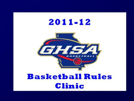 GHSA POLICIES, PROCEDURES, & BY-LAW CHANGES GHSA WEB SITE Important information at www.ghsa.netwww.ghsa.net The White Book is on line * Constitution.