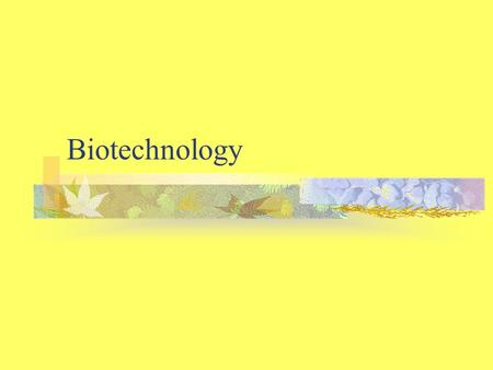 Biotechnology. What Is Biotechnology? GMO- genetically modified organisms. GEO- genetically enhanced organisms. With both, the natural genetic material.