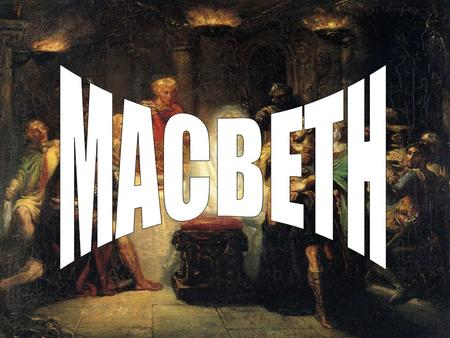 THE QUESTION!! It is said that Shakespeare's Macbeth is a cursed Play. What are the reasons behind this accusation and what real things have occurred.