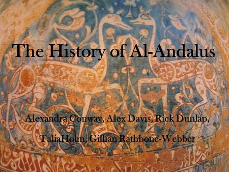The History of Al-Andalus