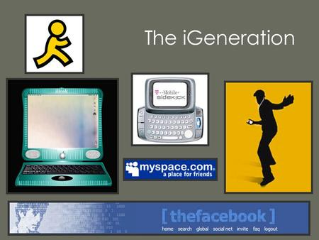 The iGeneration. Do teens have access to new technology? Teens are technology rich and enveloped by a wired world. Teens are technology rich and enveloped.