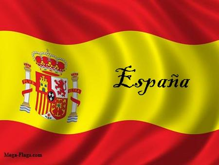 España. Un país de Europa La Península Ibérica The Iberian Peninsula: Spain and Portugal are the only 2 countries that occupy the Iberian Peninsula.