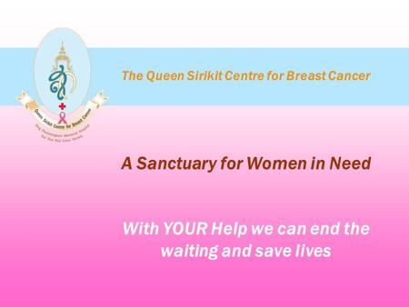 A Sanctuary for Women in Need