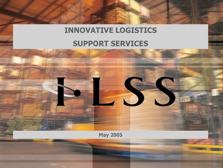 INNOVATIVE LOGISTICS SUPPORT SERVICES