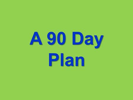 A 90 Day Plan. Product Volume =2000PV Makes You a Director 500 PV 3 & 10 50 250 PV You 250 You 250 500 PV.
