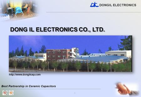 DONG IL ELECTRONICS CO., LTD.