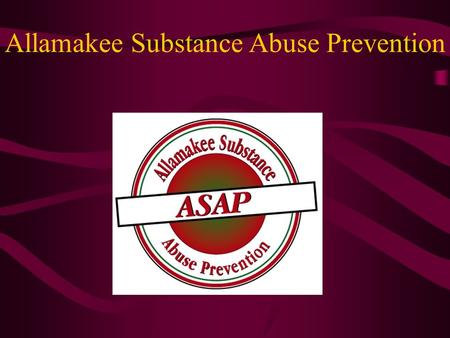 Allamakee Substance Abuse Prevention