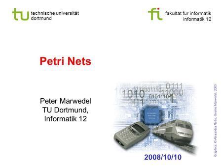Bachelorarbeit informatik tu dortmund