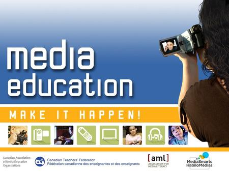 Canadian Association of Media Education Organizations.